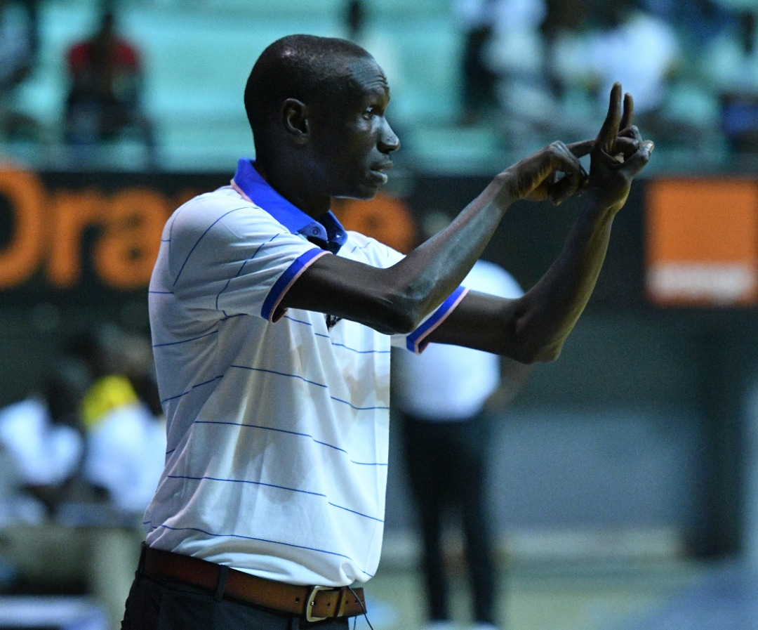 Mamadou Gueye Pabi, coach AS Douanes