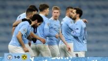 Manchester City-Dortmund-LDC