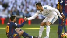 Messsi et Ronaldo ont marqué l'histoire du clasico