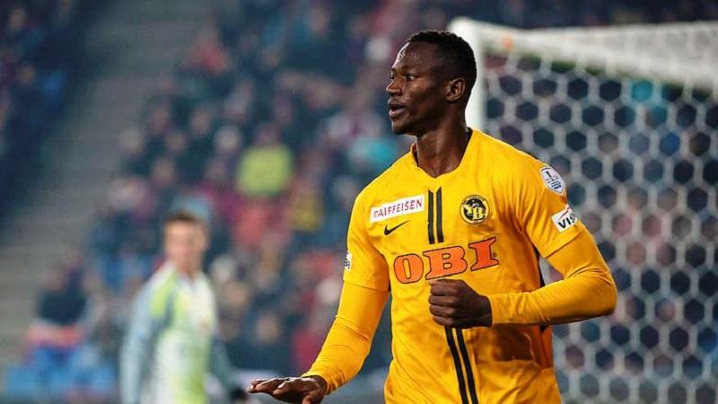 Mohamed Camara Young Boys de Berne