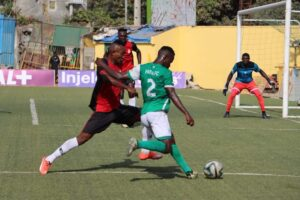 Mohamed Latige Camara, fan de Pascal Feinoundo