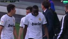 Mouctar Diakhaby-racisme-Valence-Juan Cala