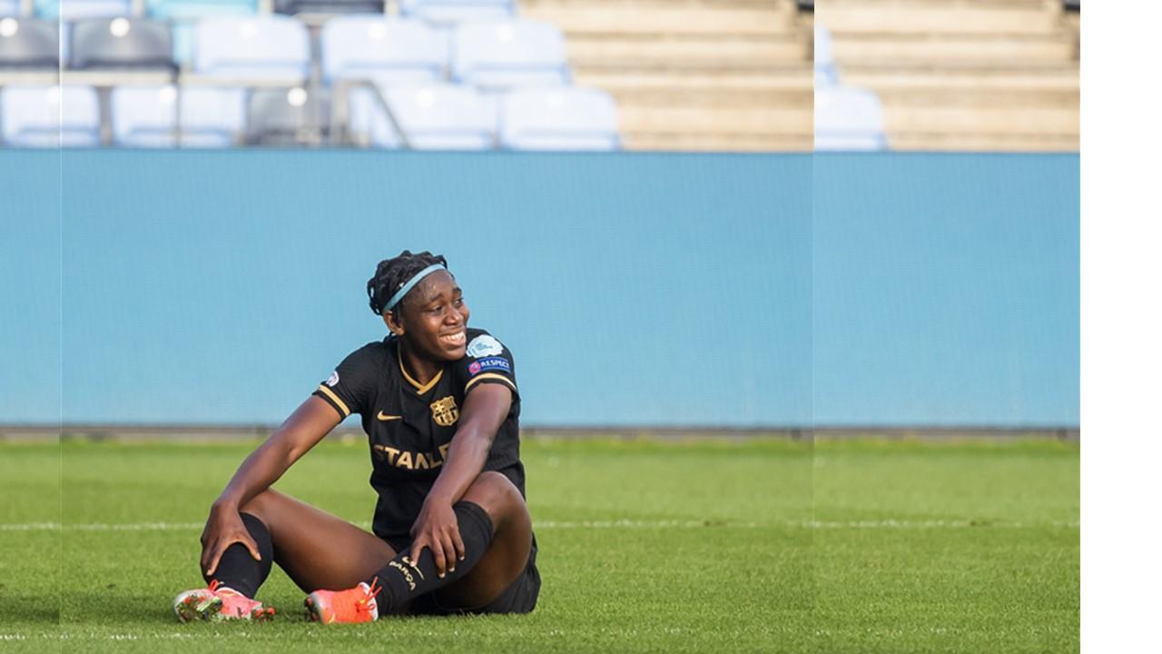 C1 féminine : Oshoala forfait pour les demi-finales ?