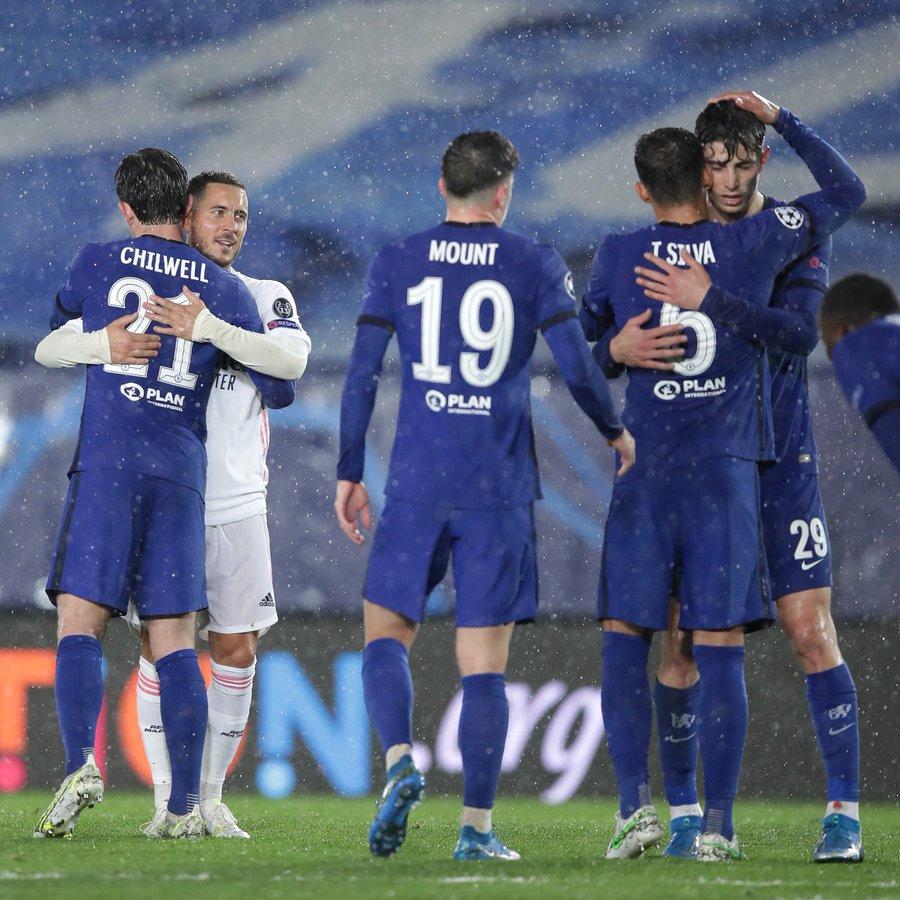 Real Madrid et Chelsea sans vainqueur