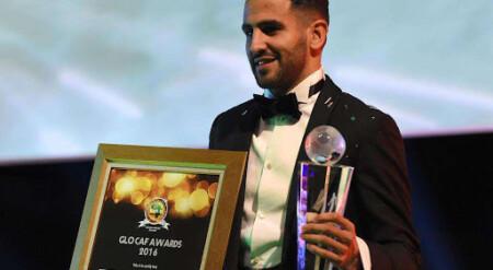 Joueur africain de l'année, Mahrez prend de l'avance