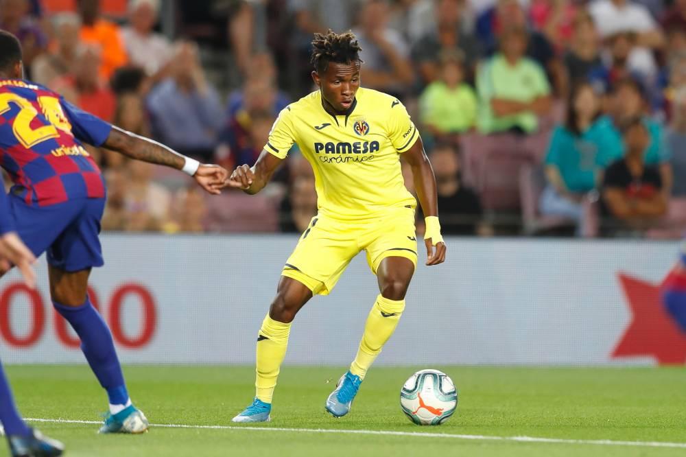 Everton se positionne sur Samuel Chukwueze