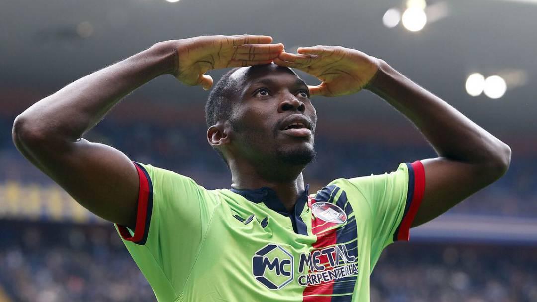 Siemon Nwankwo cartonne avec Crotone en Serie A
