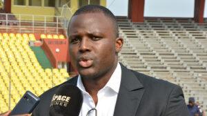 Soufiane Souaré, fils d'Antonio Souaré Horoya AC