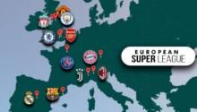 Foot : création Super Ligue