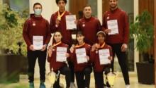 Taekwondo : Maroc brille en Espagne