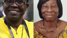 Mercy Tagoe and Habiba Atta maintain Black Queens positions