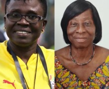 Mercy Tagoe and Habiba Atta maintain Black Queens positions