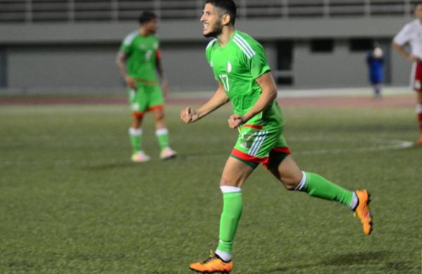 Yassine Benzia vise un retour en sélection d'Algérie