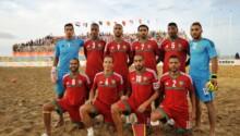 Beach soccer - Maroc-Sénégal