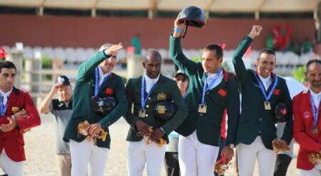 Maroc - JO : sports équestres