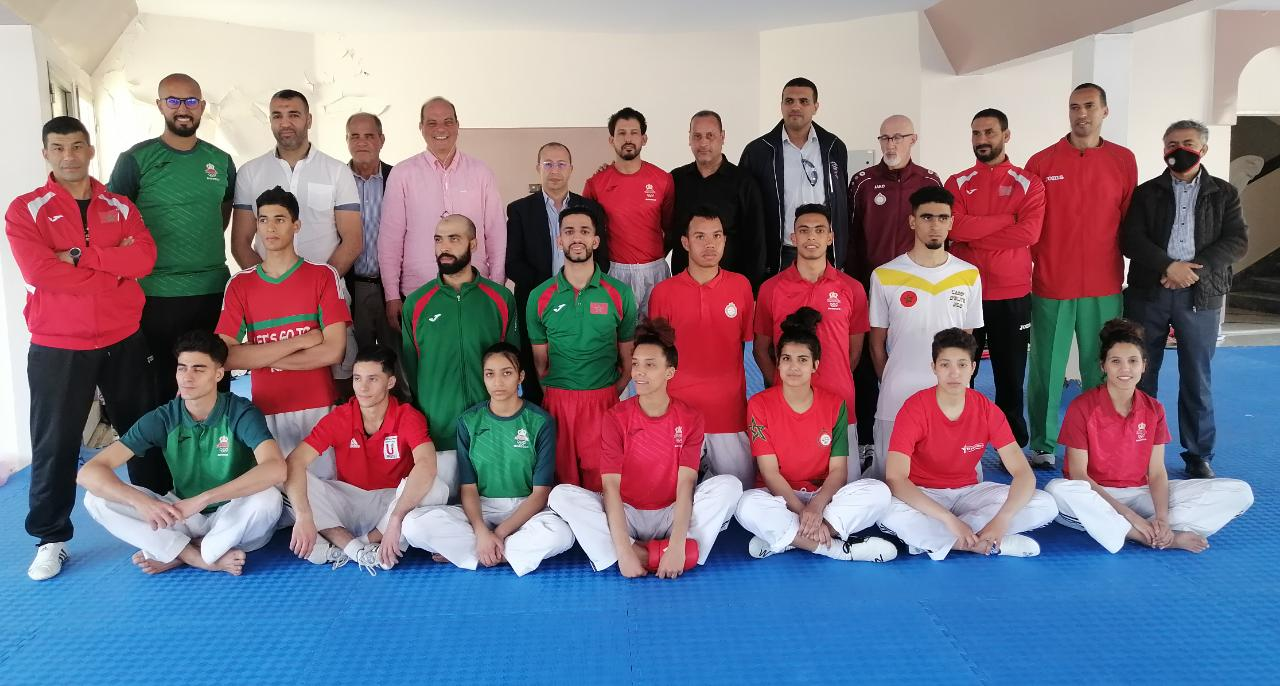Sélection marocaine de Taekwondo