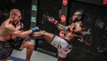 MMA top 10 des meilleurs africains de l'UFC