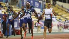 200 m Meeting de Doha, Bednarek-Arthur Cissé