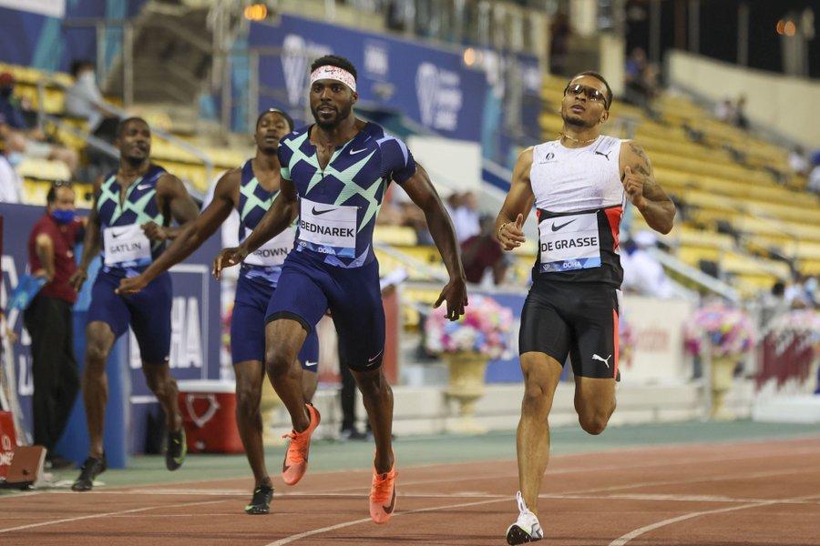 200 m Meeting de Doha