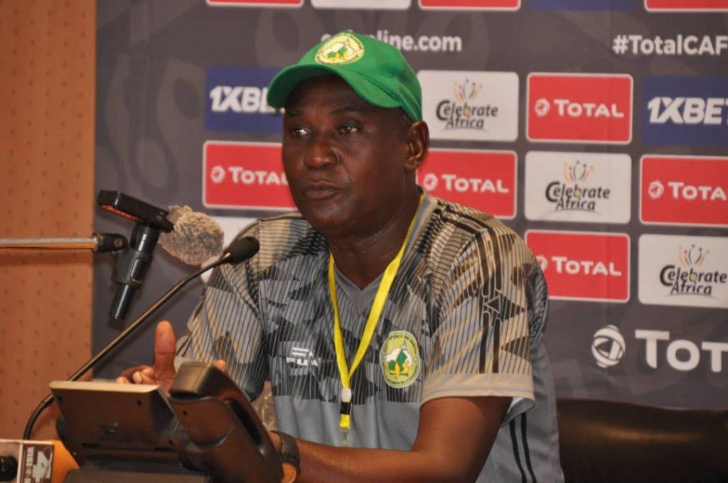Aboubacar Souleymanou Coton Sport de Garoua