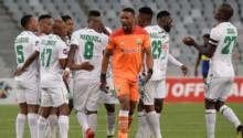 AmaZulu-Afrique du Sud, fin de série 16 matchs sans revers