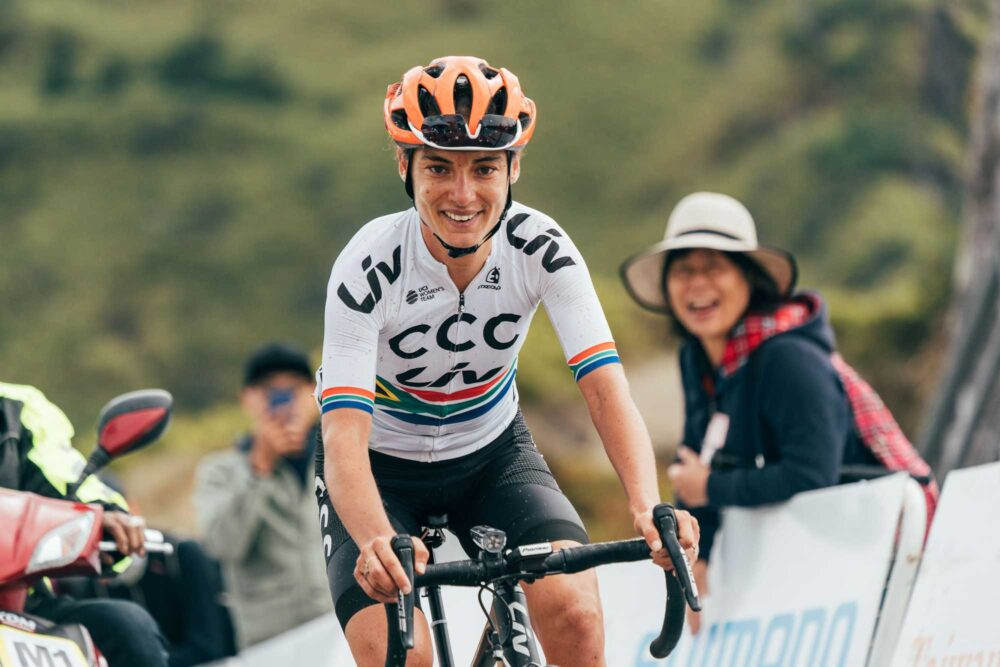 Ashleigh-Moolman-Pasio-Afrique du sud-cyclisme-JO