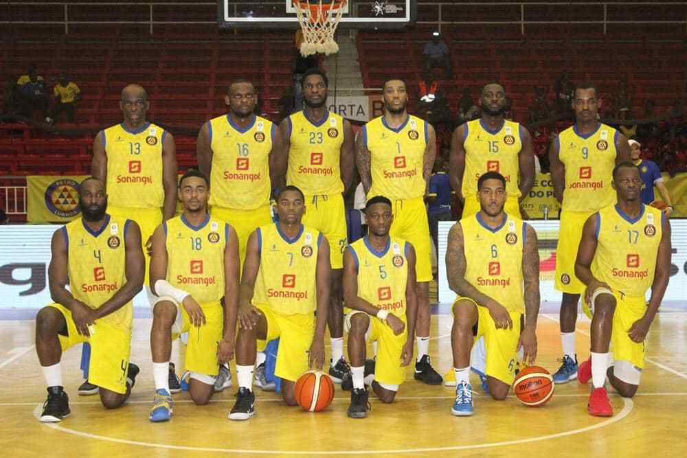 Atletico Petro Luanda, BAL, Angola