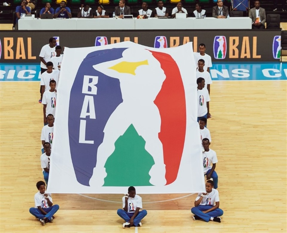 Kigali Arena n'accueillera pas un troisième match de la BAL ce mercredi 19 mai. A cause d'un cas de Covid détecté dans la bulle.