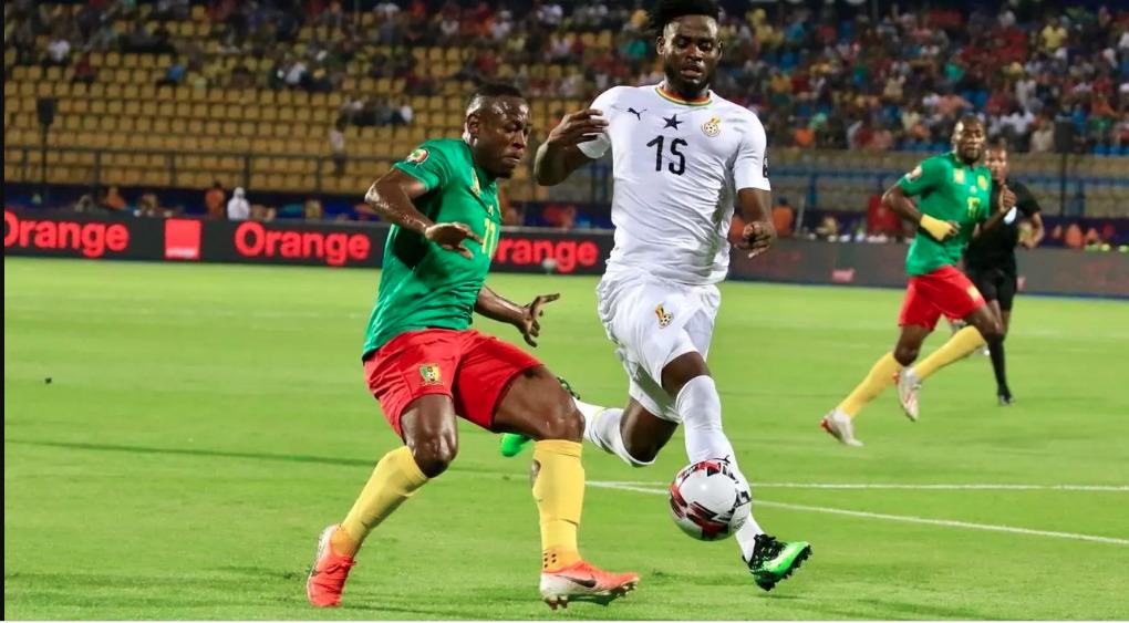 Bassogog forfait contre le Nigeria