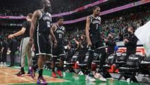 Big 3 des Brooklyn Nets-Harden-Durant-Irving