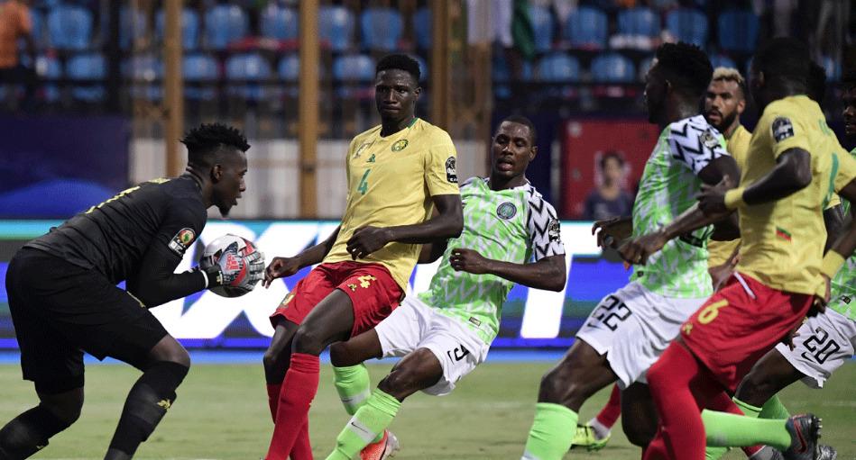 1/8 de finale CAN 2019. Le dernier Nigeria-Cameroun (3-2). Les deux équipes se retrouvent en juin.