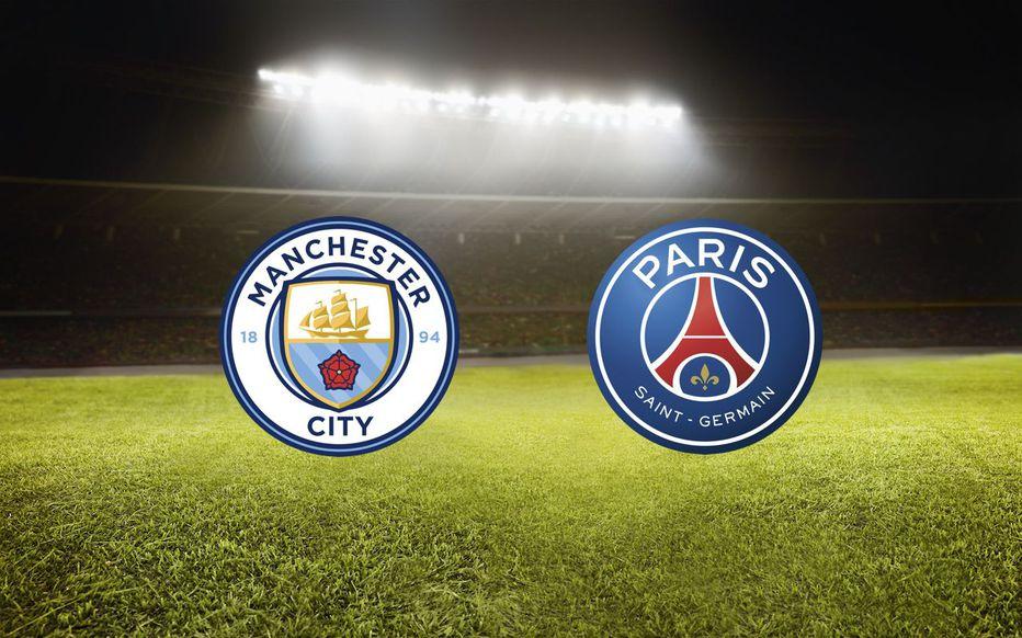 Deux Africains sont alignés au coup d'envoi de Manchester City-PSG.