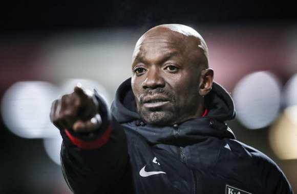 Claude Makelelen ambassadeur du football congolais