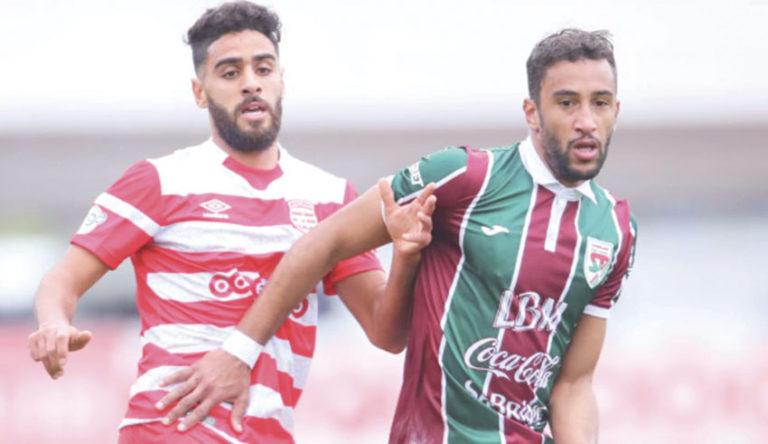 Club Africain contre Stade Tunisien