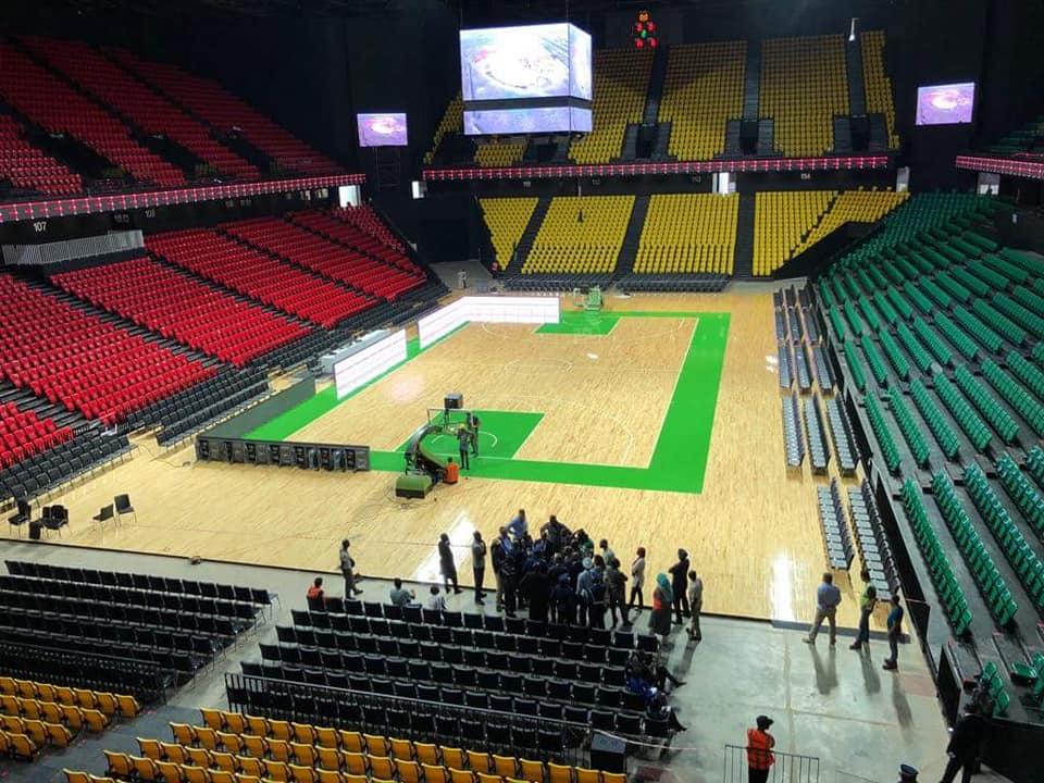 Dakar Arena accueille depuis ce jeudi les 42es Championnats d'Afrique de judo.