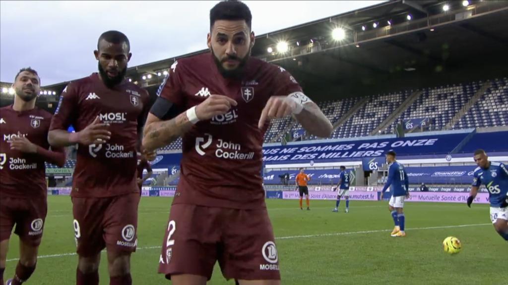Dylan Bronn FC Metz