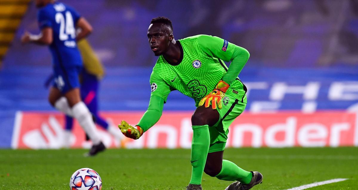 Depuis qu'il est à Chelsea, ça roule pour Edouard Mendy.