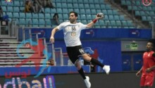 Egypte-Handball