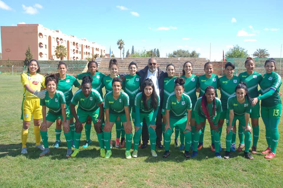 Equipe féminin du DHJ