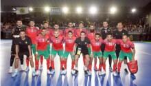 sélection marocaine de futsal