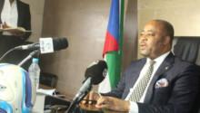 Gustavo Ndong Edu, le président sortant de la FEGUIFUT