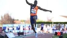 Hugues-Fabrice Zango- triple saut -Burkina Faso