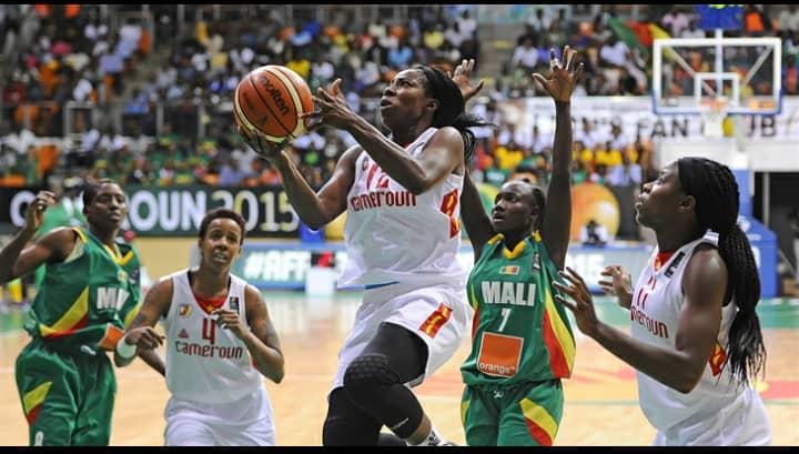 Mali Mozambique Afrobasket 2019