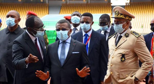 Une mission de la CAF au Cameroun. Cette fois, les officiels de l'instance continentale s'allieront avec ceux de la FIFA pour évaluer les sites de la CAN 2021.