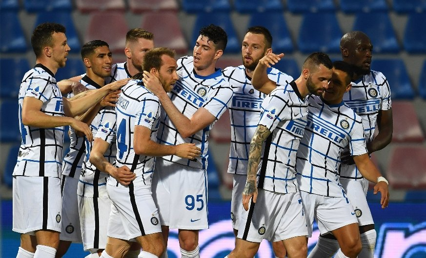 Inter Milan, champion d'Italie