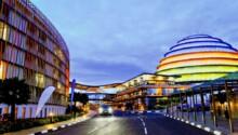 Kigali Convention Center-bulle de Kigali-BAL