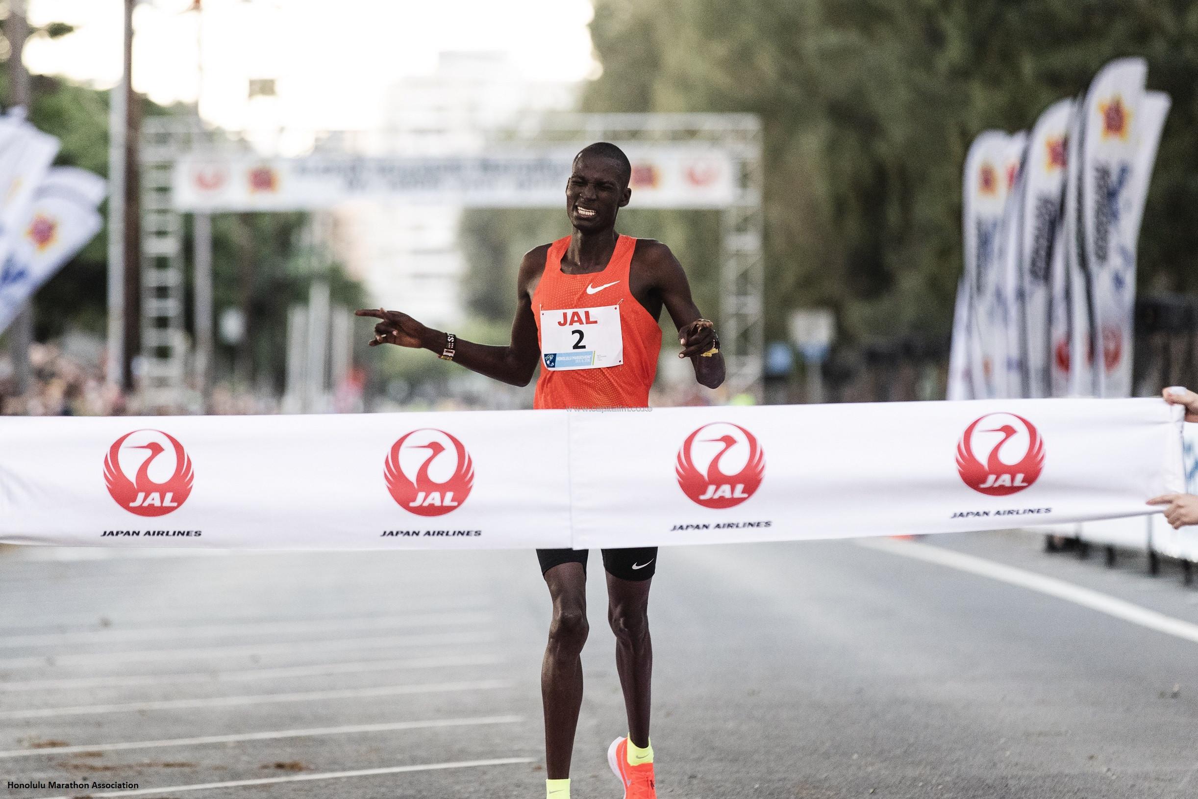 Le Kényan Titus Ekiru vainqueur du marathon de Milan pour cette saison