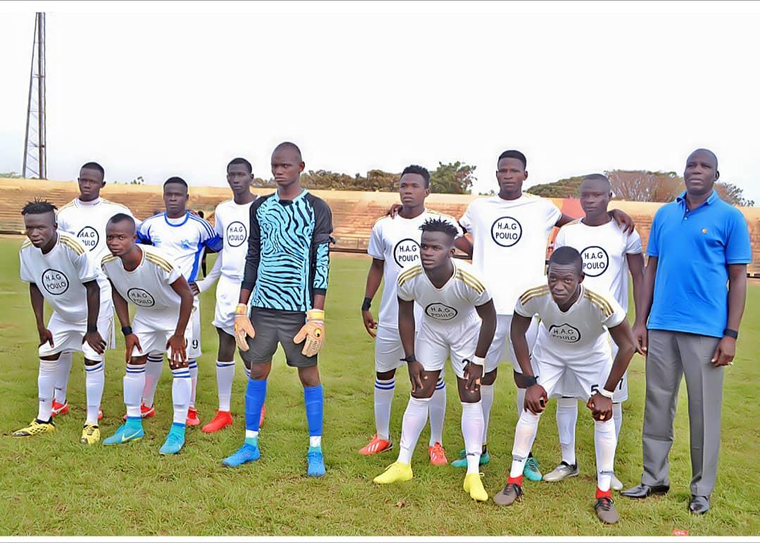 La Stade malien de Sikasso.