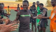 Mahfou Kandé Casa Sport Sénégal