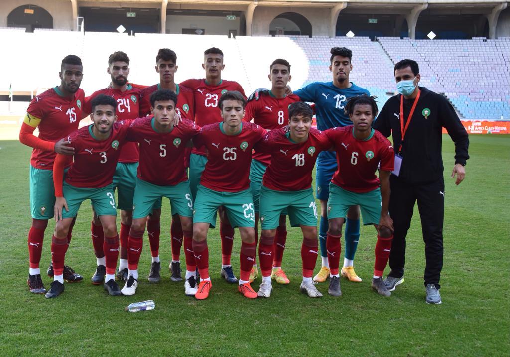 Maroc - U 20 FRMF